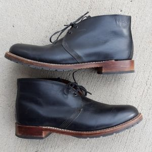Red wing's chukka ankle boots black sz 11.5 mens